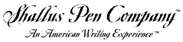 Shallus Pen Co logo