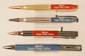Eagle Scout Mentor Pen