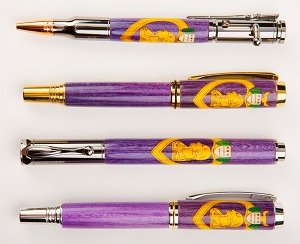Purple Heart US Military Pen