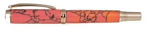 Rhodonite Stone Pen