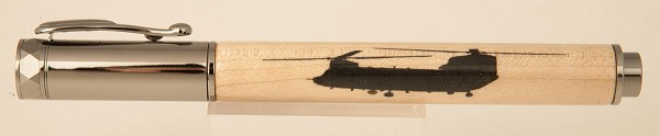 Chinook Helicopter Pen