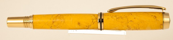 Honey Jasper Stone Pen